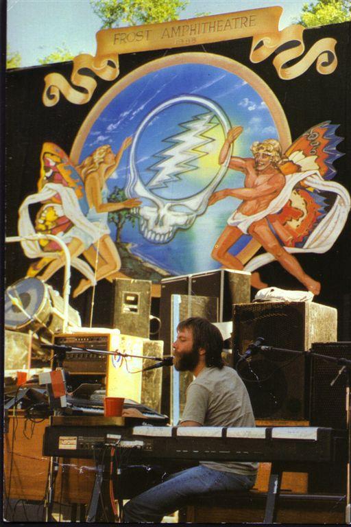 Irvine Meadows Amphitheatre April 7 1984 Grateful Dead