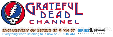 Grateful Dead Channel on SIRIUS XM