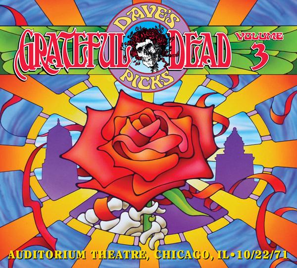 Daves Picks Volume 3 Grateful Dead