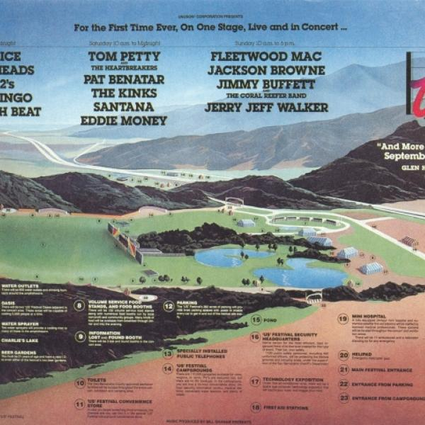 Glen Helen Regional Park September 5 1982 Grateful Dead